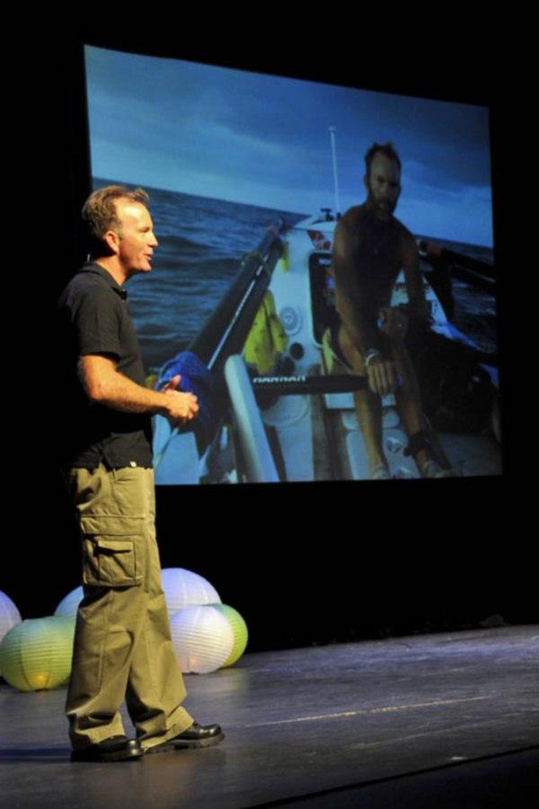 Peter van Kets talks at FEAT Cape Town - 2011 (2)