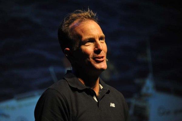 Peter van Kets talks at FEAT Cape Town - 2011 (3)