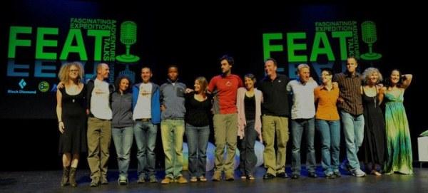 Peter van Kets talks at FEAT Cape Town - 2011 (4)